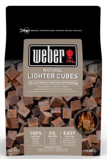 Weber Anzündwürfel braun-ökologisch (48 Stück)