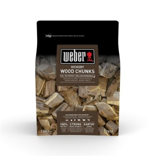 Weber Wood Chunks Hickory 1,5 kg