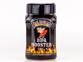 Don Marcos Rub BBQ Booster 220g Dose