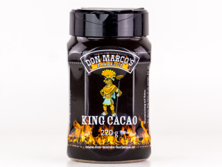 Don Marco`s Rub King Cacao 220g Dose