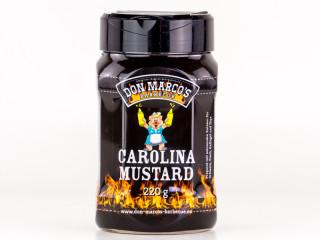 Don Marco`s Rub Carolina Mustard 220g Dose