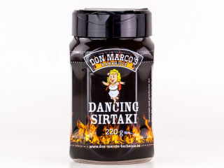 Don Marco`s Rub Dancing Sirtaki 220g Dose