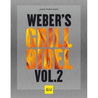 Weber Grillbibel Vol.2 Rezeptebuch