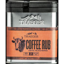 Traeger Coffee Rub in Aluminiumdose 233g