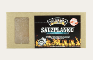 Don Marco´s Salzplanke