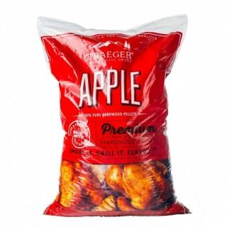 Traeger Hartholz Pellets Apple (Apfel), 9kg Beutel