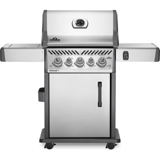 Napoleon Gasgrill Rogue SE 425 Special Edition Edelstahl, Sizzle Zone, Heckbrenner Modell 2020