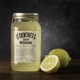 O`Donnell Moonshine Sauer im Mason Jars (700ml, 25%vol.)