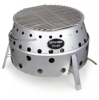 Petromax Atago Grill, Campinggrill, Wokbrenner, Dutch Oven Kocher