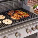 Weber 2 in1 Sear Grate und Grillplatte Gourmet BBQ System GBS