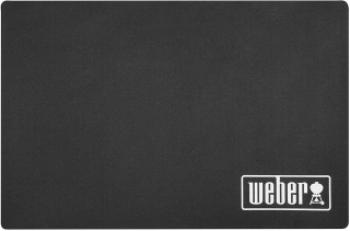 Weber Grillmatte Bodenmatte Schutzmatte 120cm x 80cm