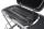 Weber Traveler mobiler Gasgrill mit faltbaren Rollwagen schwarz
